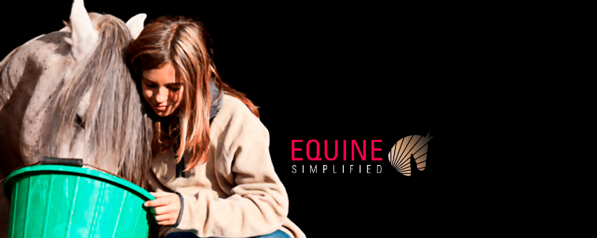 Bran mash for horses - Girl feeding a Horse - Equine Simplified
